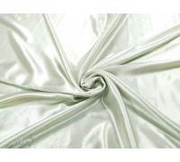 Атлас ш.1,5м. светло-серый однотонный