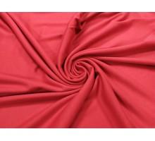 Трикотаж Джерси ш.1,5м.  красный однотонный