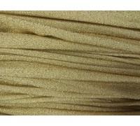 Трикотаж люрекс ш.1,5м.  золотой 10008/С5