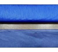 Фатин ш.1,5м. васильковый средней жесткости