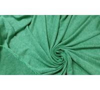Трикотаж ш.1,45м. вязаный св. зеленый меланж VT 9167