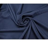 Габардин ш.1,5м. темно-синий однотонный