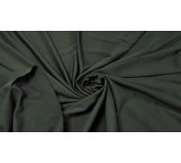 """Тк.костюмная ш.1,6м.  черная """"Браш"""" с начесом 11012 С8"""