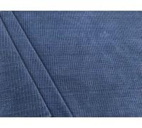 Плюш кареточный ш.1,5м. синий